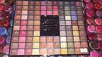 Профессиональная палитра для макияжа  98 цветов, фото 1