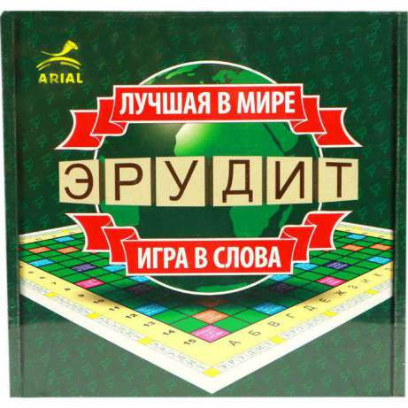 "Настольная игра Arial ""Эрудит"""