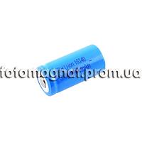 Аккумулятор(аккумулятор для фонаря) 16340-1400mAh, синий