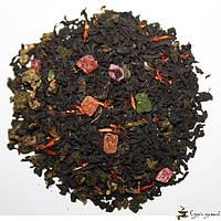 Черный ароматизированный чай Teahouse Виноград (Original Grape)