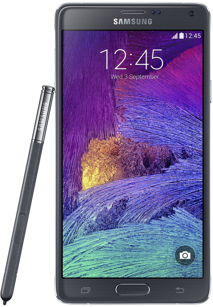 Смартфон Samsung N910C Galaxy Note 4 (Charcoal Black)