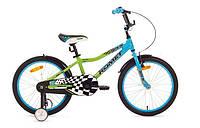 """Детский двухколесный велосипед Romet Salto 20"""""""