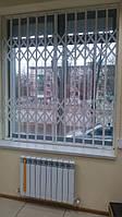 Раздвижные решетки в Киеве, фото 1