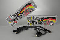 Провода высоковольтные НС20008 HORT ВАЗ 2108 (полусиликон)