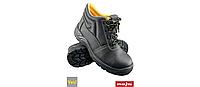 Специальная обувь для работы с натуральной кожи защитная Rejs