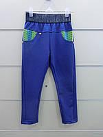 Красивые детские брюки для девочки. Размеры 104