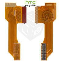 Шлейф для HTC One M7 801e межплатный, с компонентами (оригинальный)