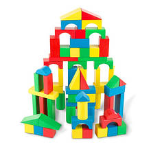 Набор деревянных кубиков Melissa Doug