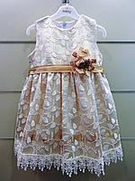 Красивое нарядное платье. Размеры 2 года.