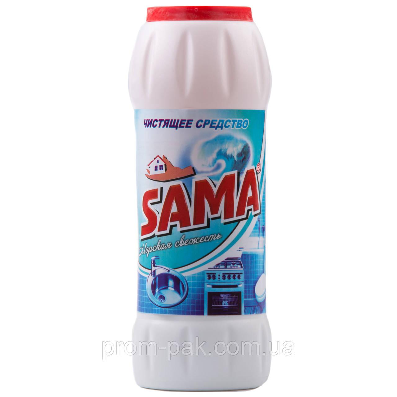 Чистящее средство САМА  500 г Морская свежесть