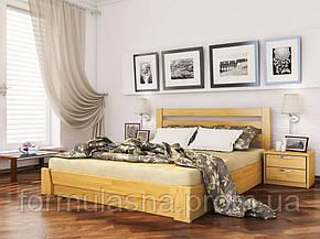 Кровать Селена Эстелла с подъемным механизмом 140х190, 102, щит, фото 2