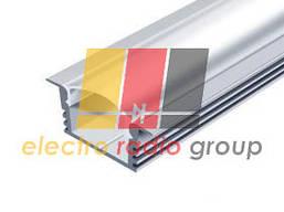 Профiль аллюм. LED ЛПВ7 7х16, 2м