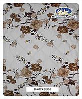 Одеяло из овечьей шерсти в бязи 140x205 см
