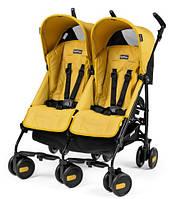 Прогулочная коляска для двойни Peg-Perego Pliko Mini Twin