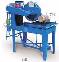 Отрезная машина для разрезания бетонных образцов и других типов строительных материалов С350-01