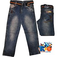 """Детские джинсы """"By Mik"""" , для мальчика от 1-4 лет"""