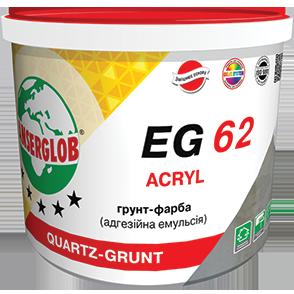 Грунтующая краска Anserglob EG-62, 10л