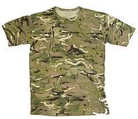 Камуфляжная футболка МТР ( мультикам)