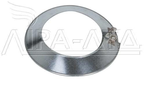 Окапник оцинковка 0,5 мм