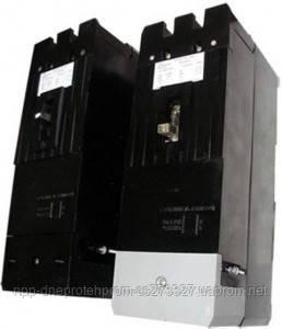 Автоматический выключатель серии А 3716 (25-160А)