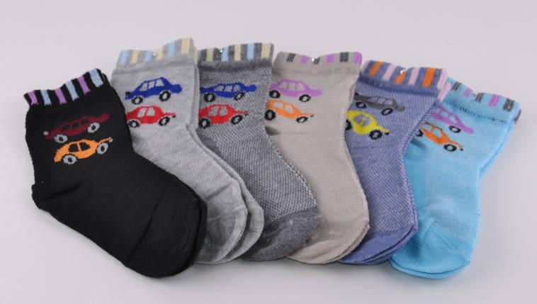 Детские носки на мальчика Золото р.23-26 (D3116/23-26) | 12 пар, фото 2