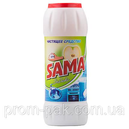 Моющее чистящее средство САМА  500 г  Яблоко, фото 2