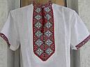 Вышиванка мужская с коротким рукавом, фото 5