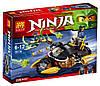 Конструктор Ninja Бластер Байк Коула 79119