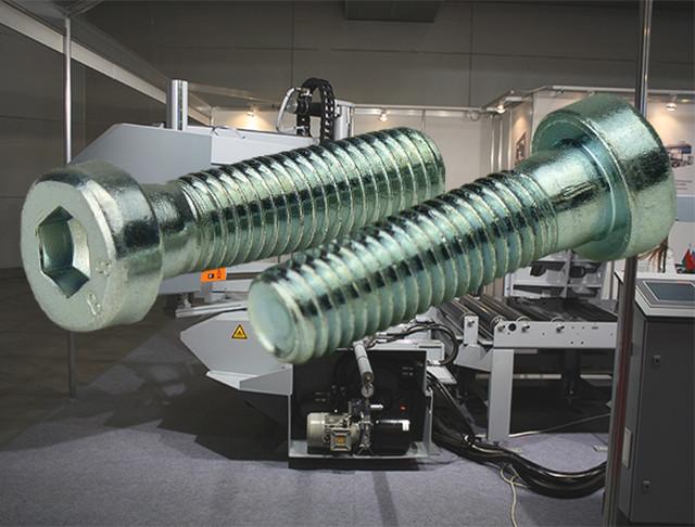 Винт с цилиндрической головкой и внутренним шестигранником DIN 7984 | Фотографии принадлежат предприятию Крепсила