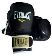 Боксерские перчатки EVERLAST AMERICAN STAR Leather 8-12oz