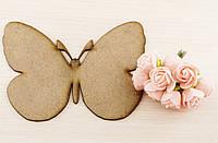 Бабочка ДВП 105Х108Х2 мм(товар при заказе от 500грн)
