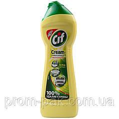 Чистящее средство Cif Active limon 250ml