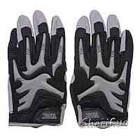 Перчатки черные тактические TMC Impact Pro Gloves Black TMC0955