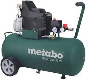 Масляный компрессор Metabo Basic 250-50 W