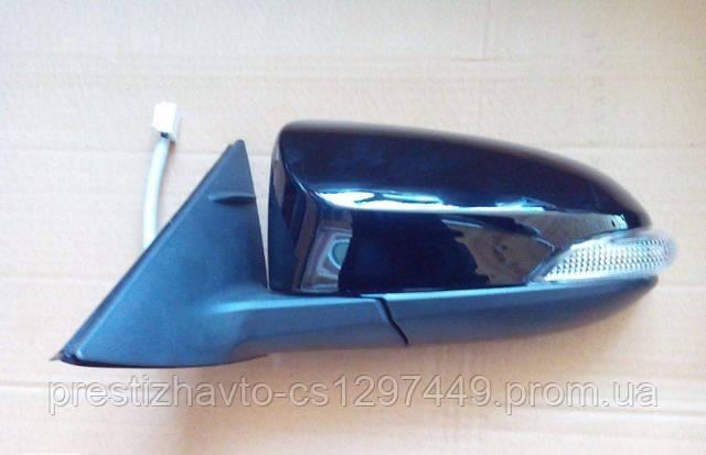 Зеркало заднего вида на Toyota Camry V50