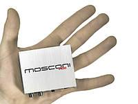 Самый маленький автомобильный усилитель Mosconi Gladen PICO 2.0.