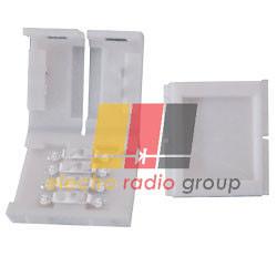 LD 106 соединитель для 5050 Led RGB (10мм)