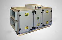Приточно-вытяжная установка с роторным рекуператором AEROSMART