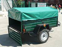 Прицеп легковой «Лев-19» 750 кг.
