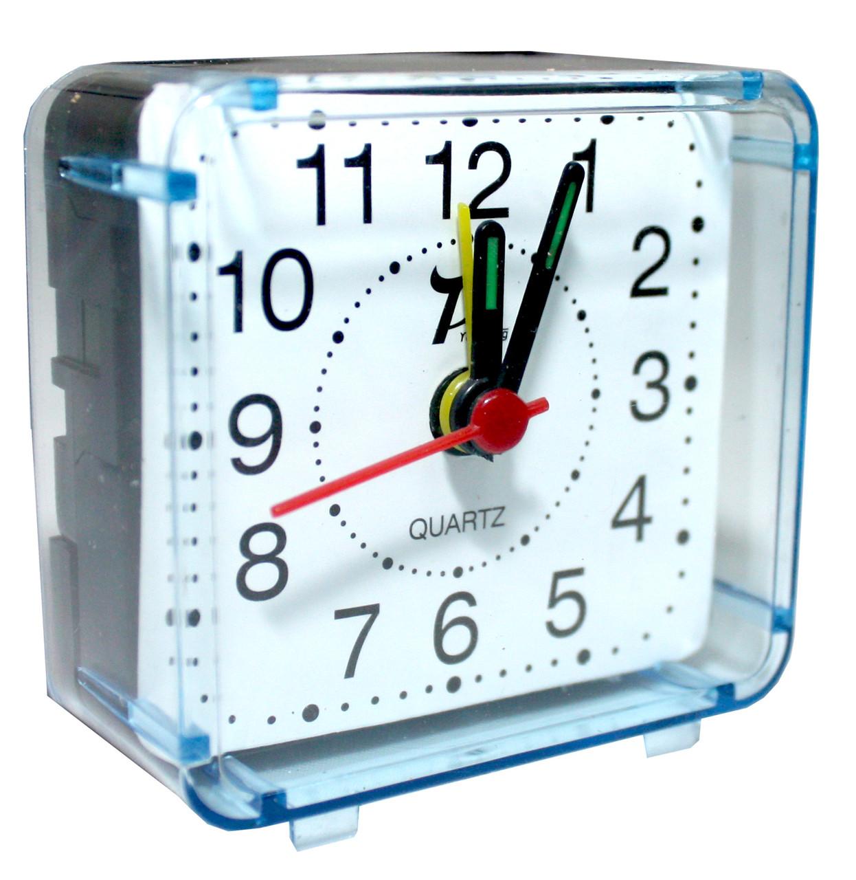 Будильник часы QUARTZ