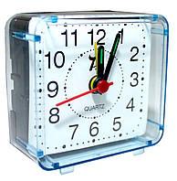 Будильник часы QUARTZ, фото 1