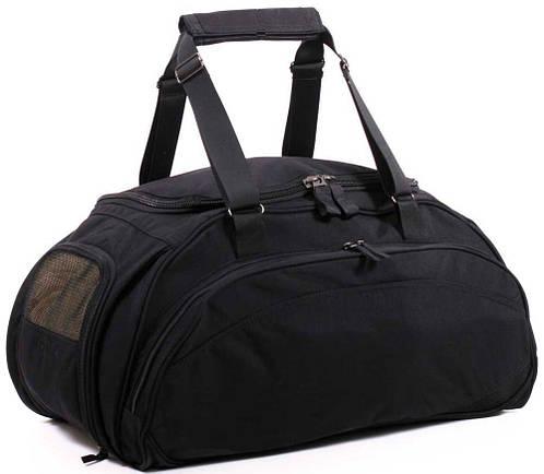 Практичная и вместительная спортивная сумка из полиэстера Bagland 36190