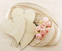 Сердце Изогунтое Фанера 100Х88Х4 мм (товар при заказе от 200 грн)