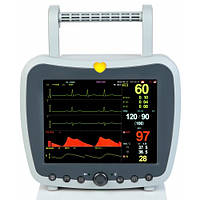 Монитор пациента G3H (Экран  TFT 8,4``, ЭКГ, SPO2, ЧСС, температура: 2 канала с центральной дельтой, ЧДД, НАД,