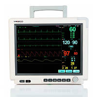 Монитор пациента G3L (Экран  TFT 15``,  ЭКГ, SPO2,  ЧСС, температура: 2 канала с центральной дельтой, ЧДД, НАД