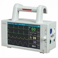 Монитор пациента PRIZM5 (ЭКГ, НАД, SPO2, ЧСС, ЧДД, принтер)