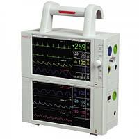"""Модульный монитор пациента экспертного класса Prizm7 (Экран блочный 7"""" + 7"""" TFT, ЭКГ, НАД, ИАД, ЧДД, CO2, SPO2"""