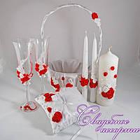 Набор свадебных аксессуаров №3