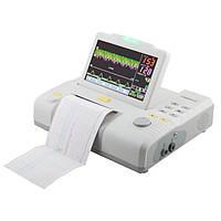 G6B+ с беспроводной технологией (ЧСС плодов  2 датчика, движение плода, тонус матки, маркер событий, анализ по Фишеру, принтер)
