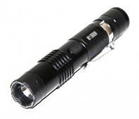 Фонарик, электрошоке Police Оса, М11, Лиса/Fox, без подзарядки 300 ударов, защита от собак, встроенный фонарик